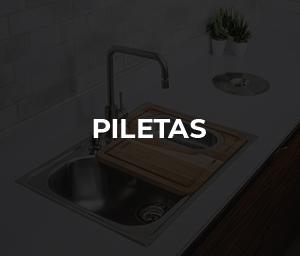 PILETAS DE COCINA